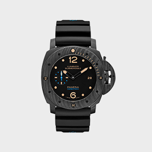 Panerai-Luminor-Submersible-1950 Carbotech-watch