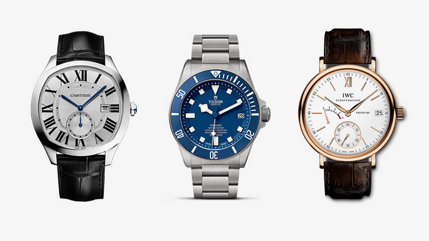 Wintry Watches
