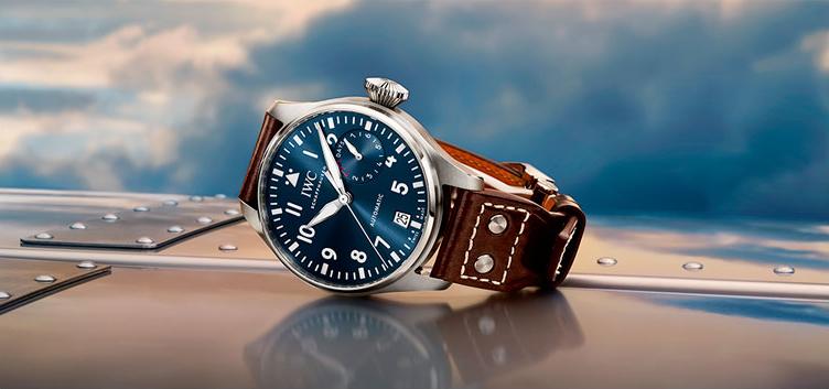Pilot's IWC Schaffhausen Watches in Melbourne & Australia