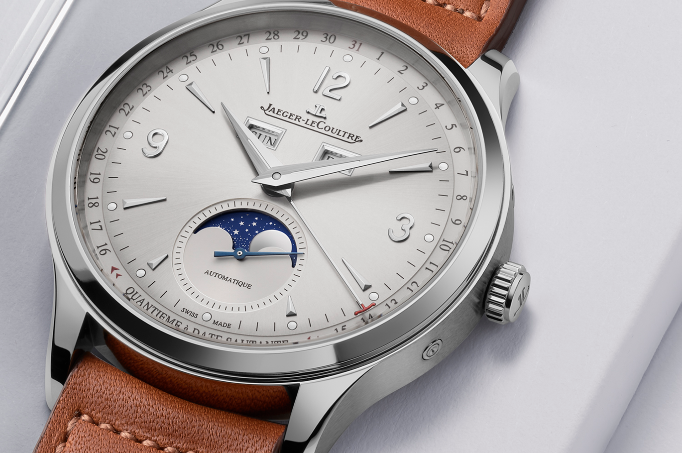 Jaeger LeCoultre Master Control Collection