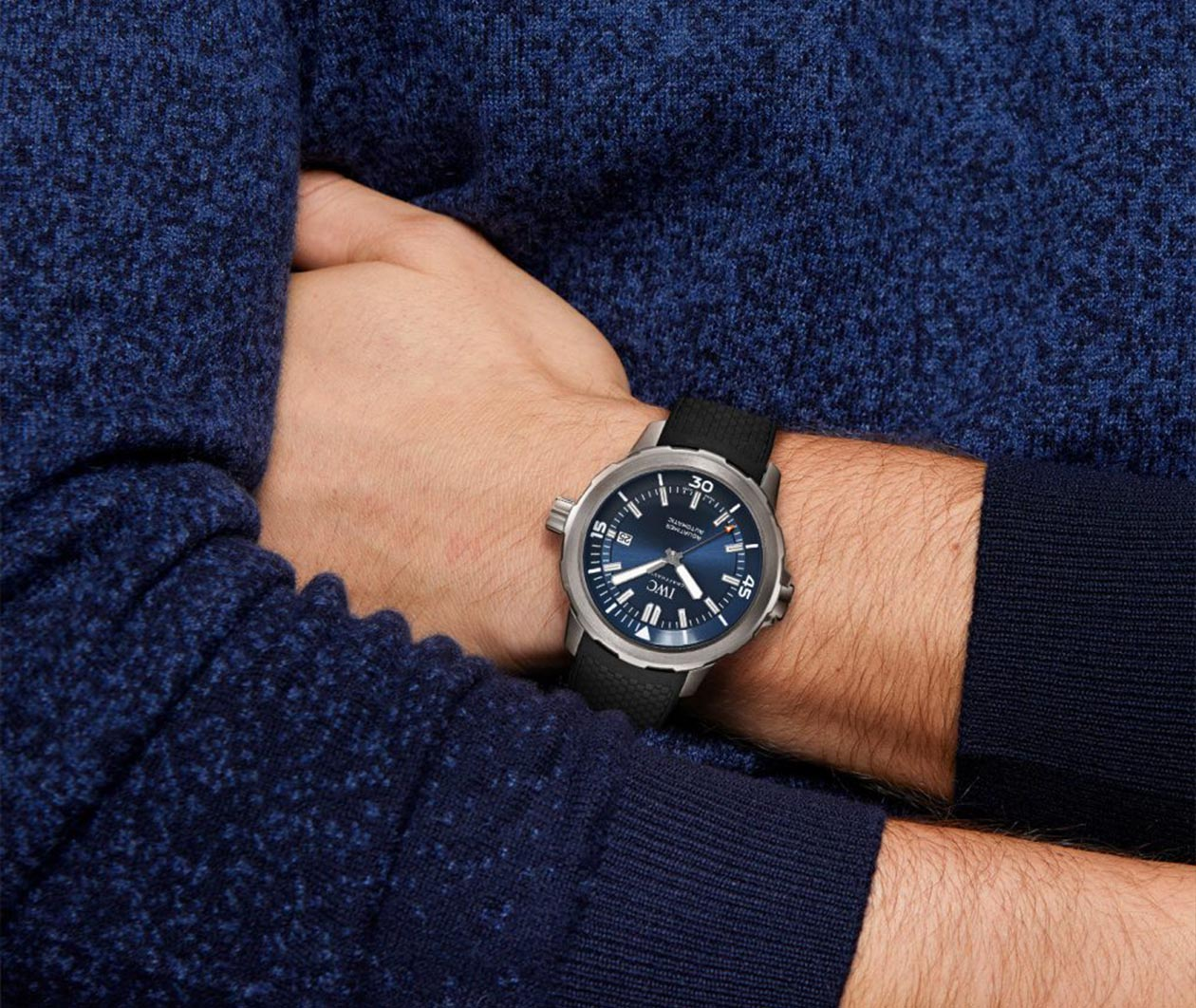 IWC Aquatimer AutomaticEditionExpeditionJacquesYvesCousteau IW329005 Hover 2 FINAL