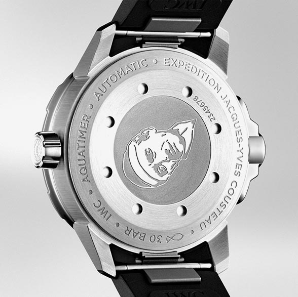 IWC Aquatimer AutomaticEditionExpeditionJacquesYvesCousteau IW329005 TechnicalSpecifications FINAL