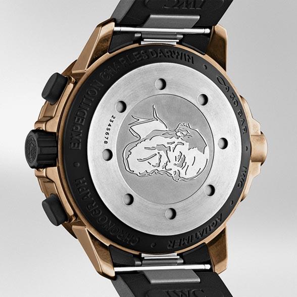 IWC Aquatimer ChronographEditionExpeditionCharlesDarwin IW379503 TechnicalSpecifications FINAL