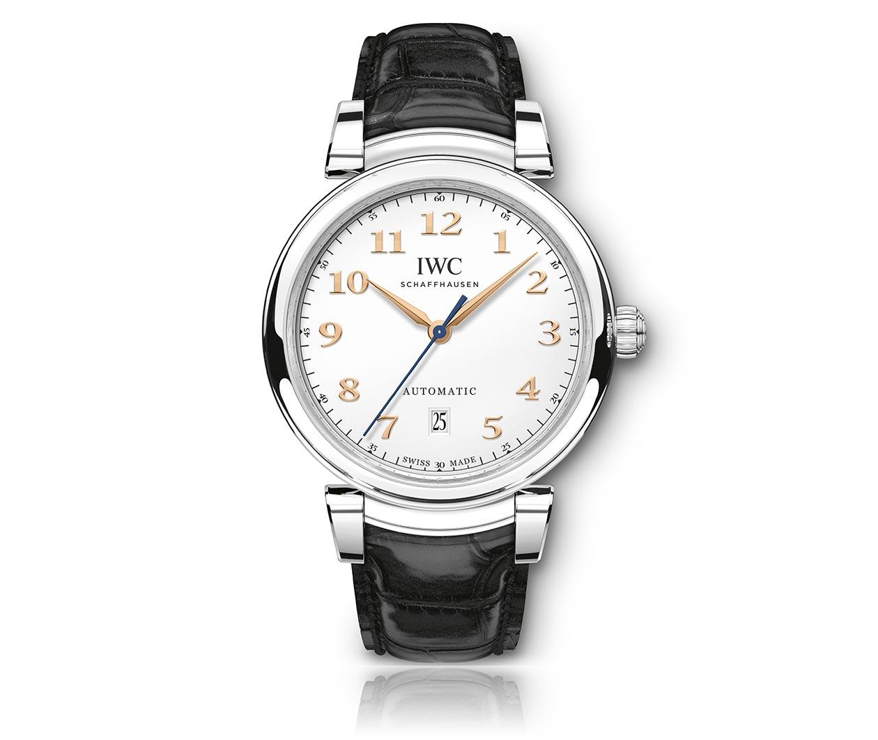 IWC DaVinci Automatic IW356601 Flatlay FINAL