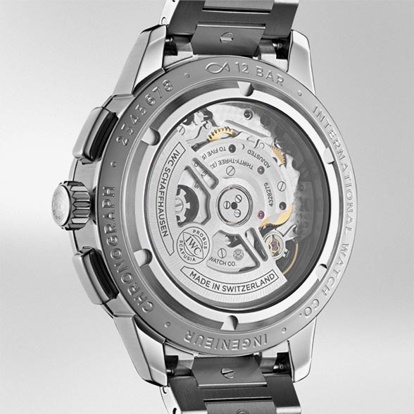 IWC Ingenieur Chronograph IW380801 TechnicalSpecifications FINAL