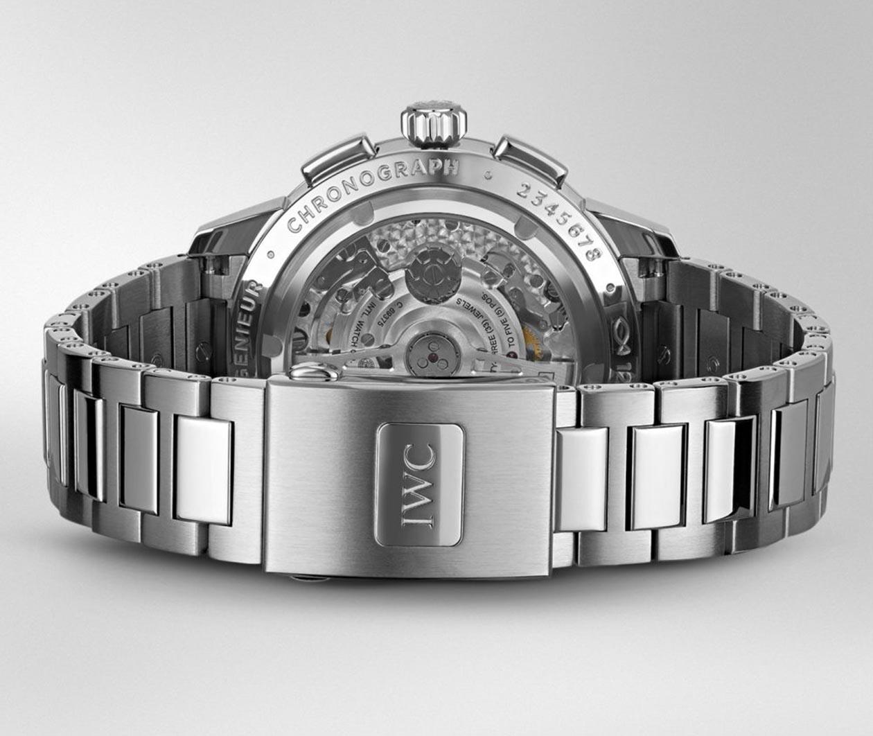 IWC Ingenieur Chronograph IW380802 Carousel 5 FINAL