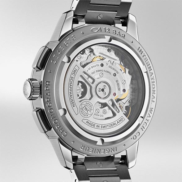 IWC Ingenieur Chronograph IW380802 TechnicalSpecifications FINAL