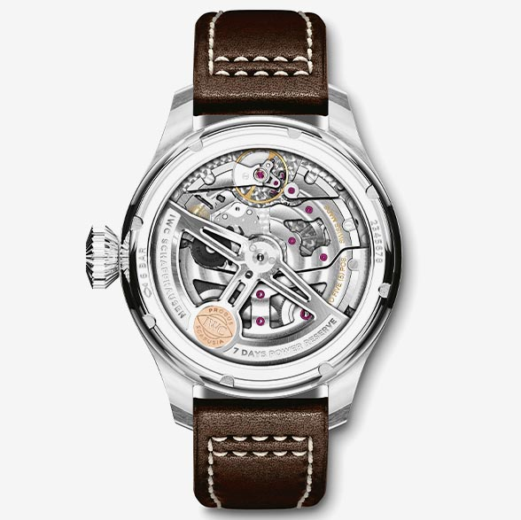 IWC PilotsWatch BigRightHander IW501012 TechnicalSpecifications FINAL