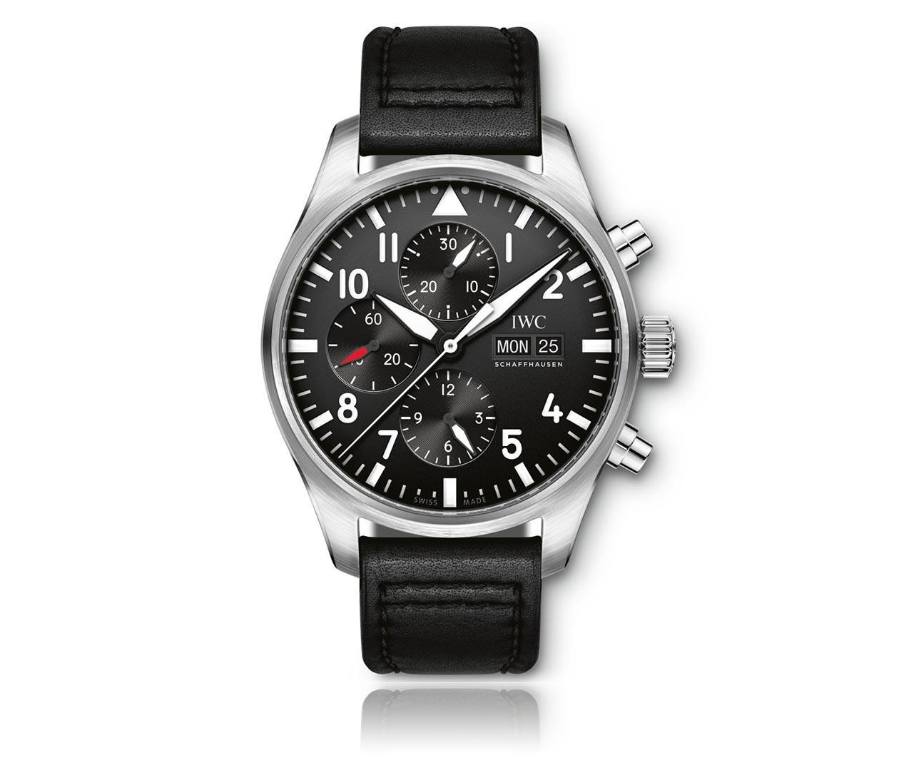 IWC PilotsWatch Chronograph IW377709 Carousel 1 FINAL
