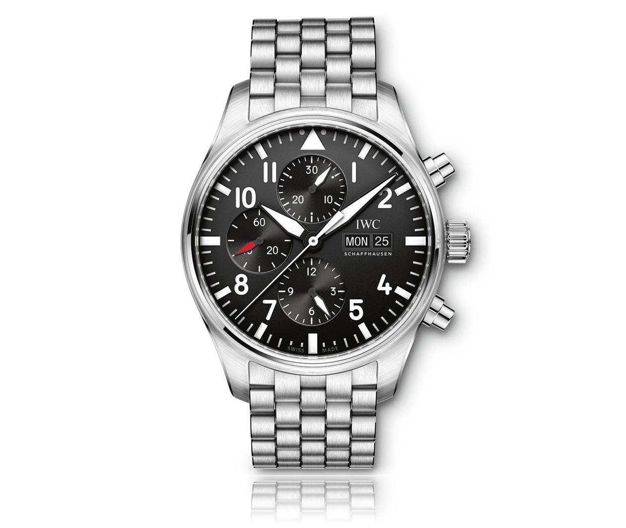 IWC PilotsWatch Chronograph IW377710 Carousel 1 FINAL