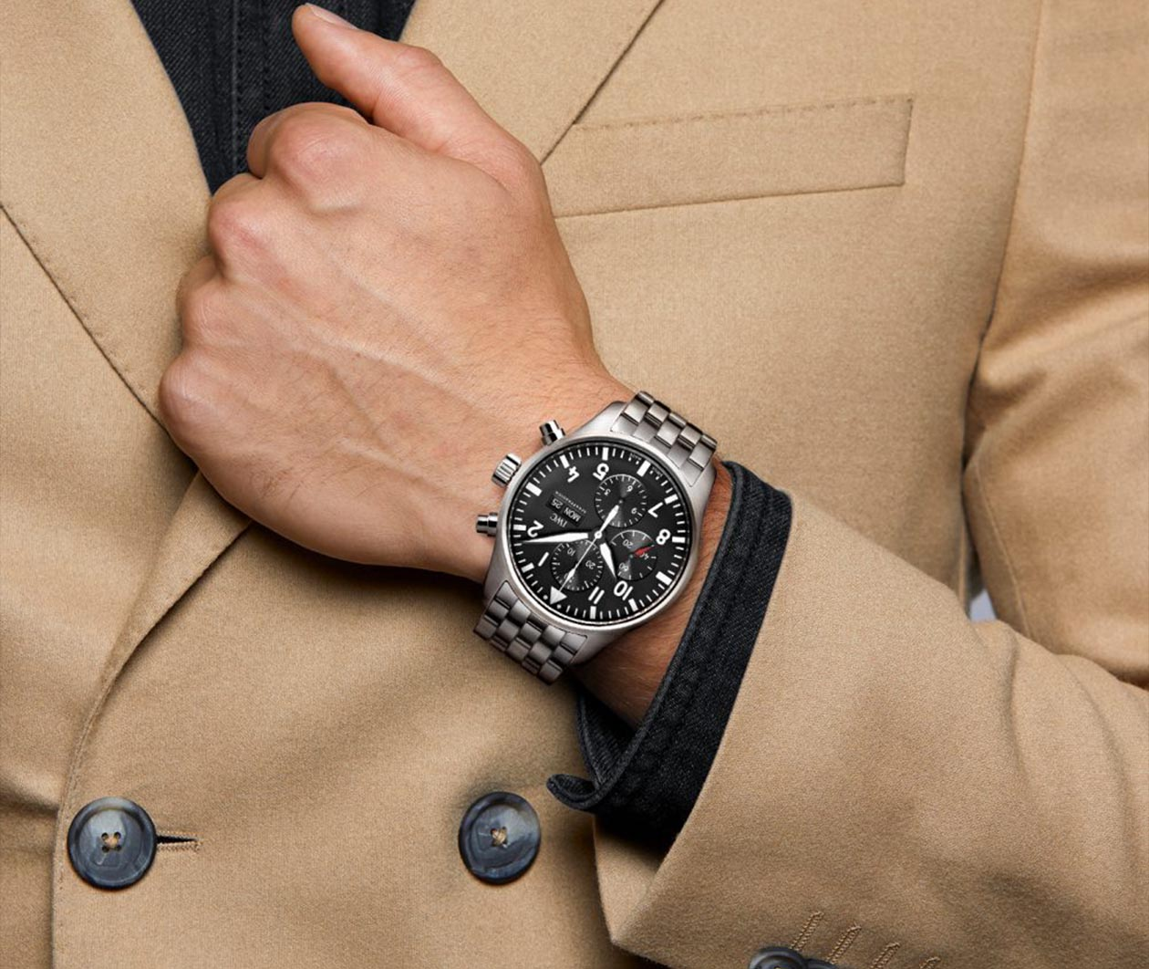 IWC PilotsWatch Chronograph IW377710 Hover 2 FINAL