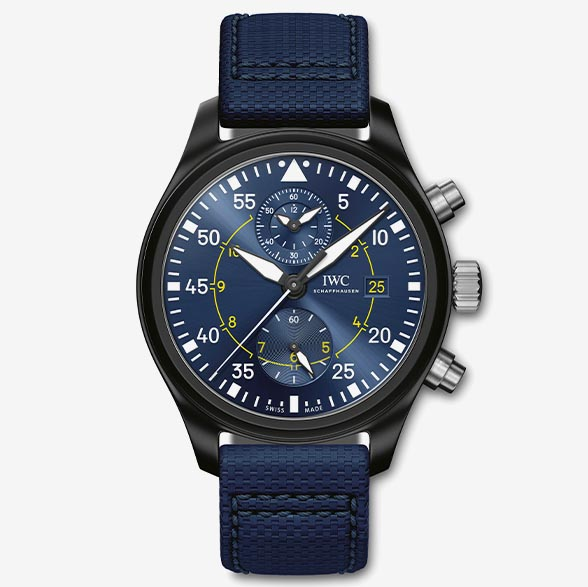 IWC PilotsWatch ChronographEditionBlueAngels IW389008 TechnicalSpecifications FINAL
