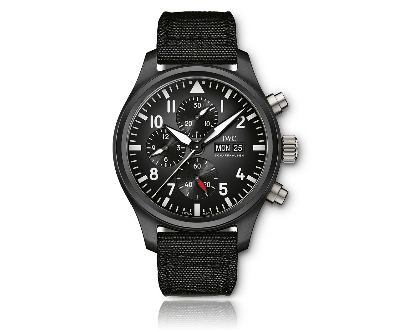 IWC PilotsWatch ChronographTopGun IW389101 Carousel 1 FINAL
