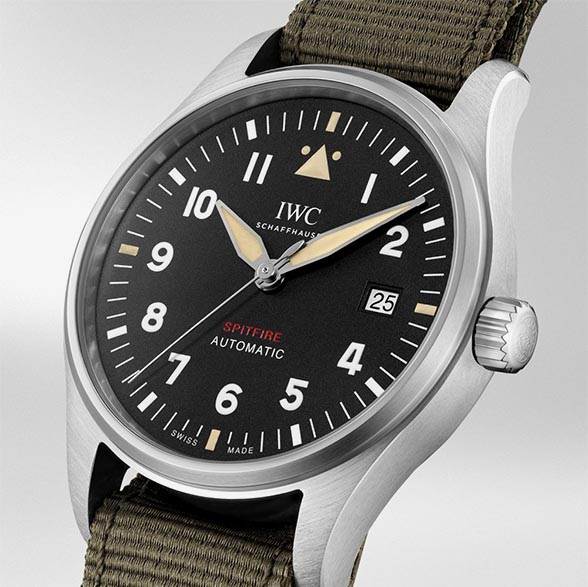 IWC PilotsWatch SpitfireAutomatic IW326801 TechnicalSpecifications FINAL