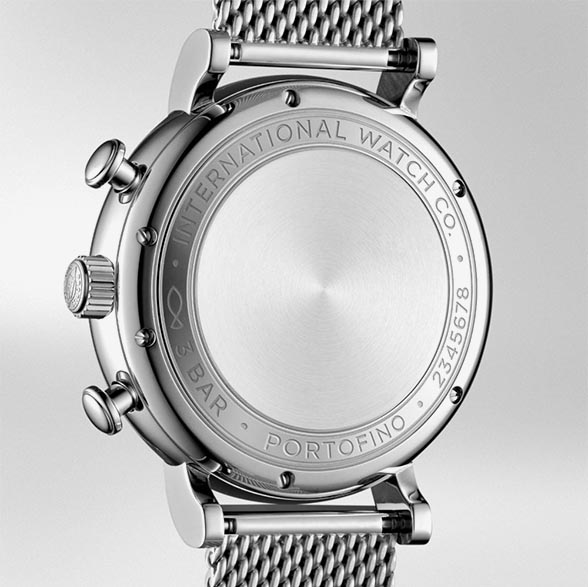 IWC Portofino Chronograph IW391030 TechnicalSpecifications FINAL
