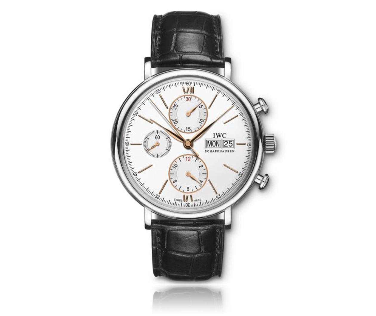 IWC Portofino Chronograph IW391031 Flatlay FINAL