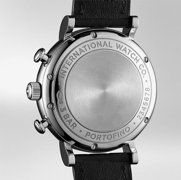 IWC Portofino Chronograph IW391036 TechnicalSpecifications FINAL