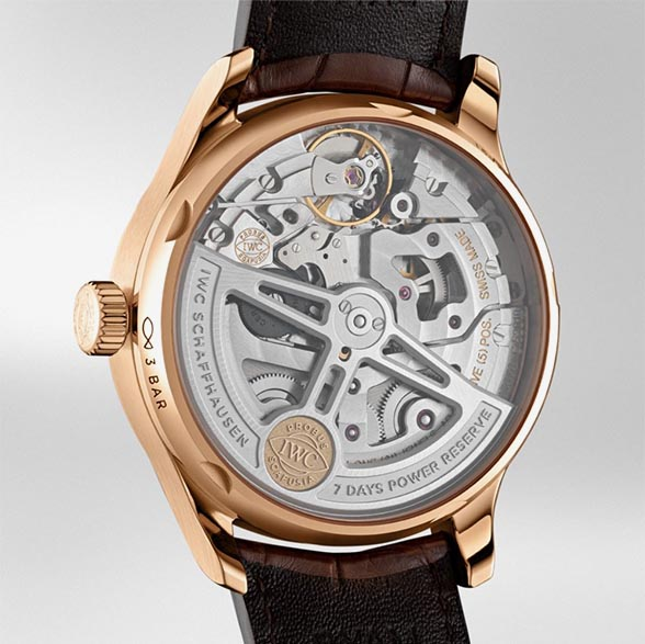IWC Portugieser Automatic IW500701 TechnicalSpecifications FINAL