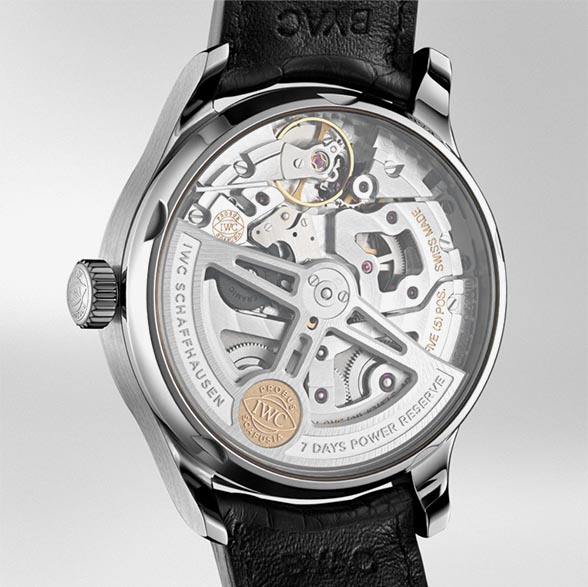 IWC Portugieser Automatic IW500704 TechnicalSpecifications FINAL