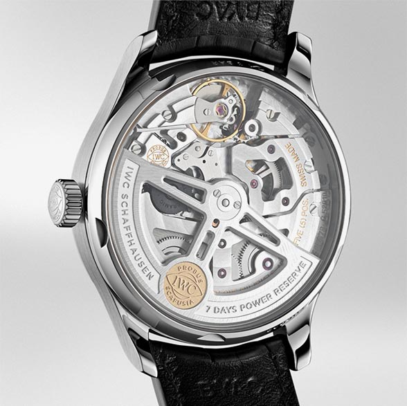 IWC Portugieser Automatic IW500705 TechnicalSpecifications FINAL