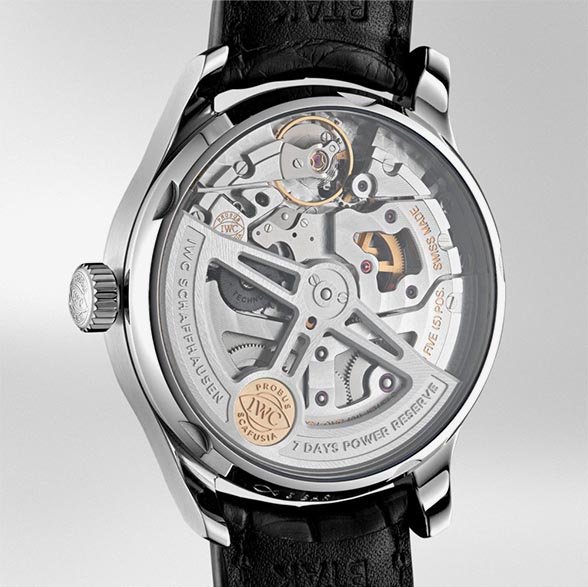IWC Portugieser Automatic IW500710 TechnicalSpecifications FINAL