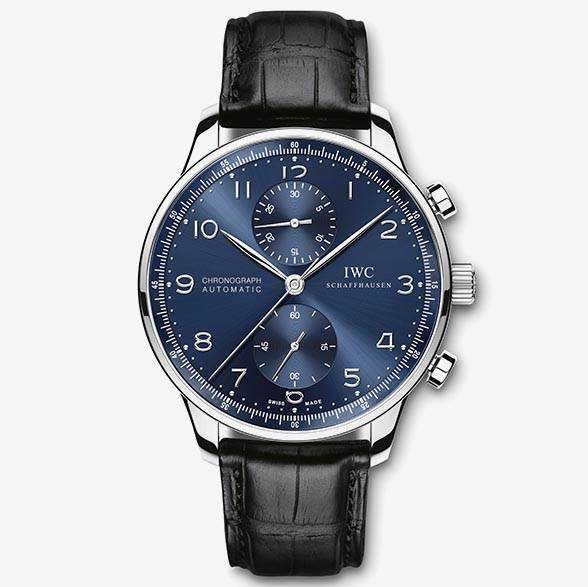 IWC Portugieser Chronograph IW371491 TechnicalSpecifications FINAL