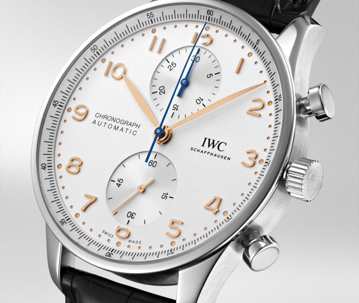 IWC Portugieser Chronograph IW371604 Carousel 3 FINAL