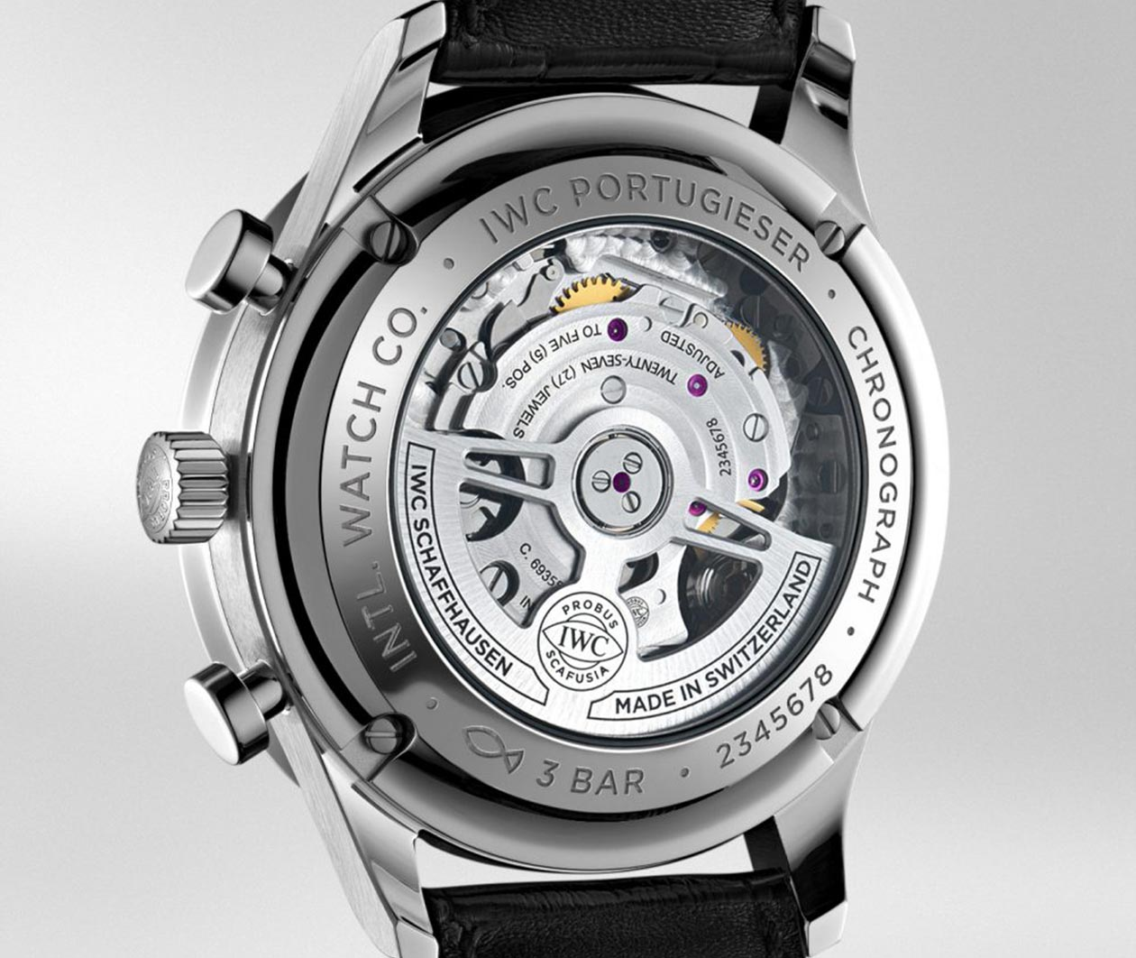 IWC Portugieser Chronograph IW371604 Carousel 4 FINAL