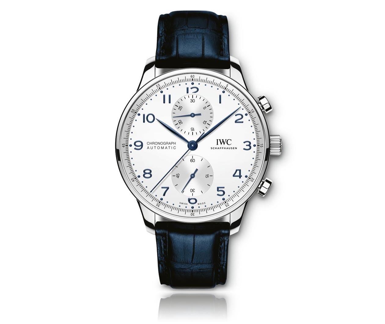 IWC Portugieser Chronograph IW371605 Carousel 1 FINAL