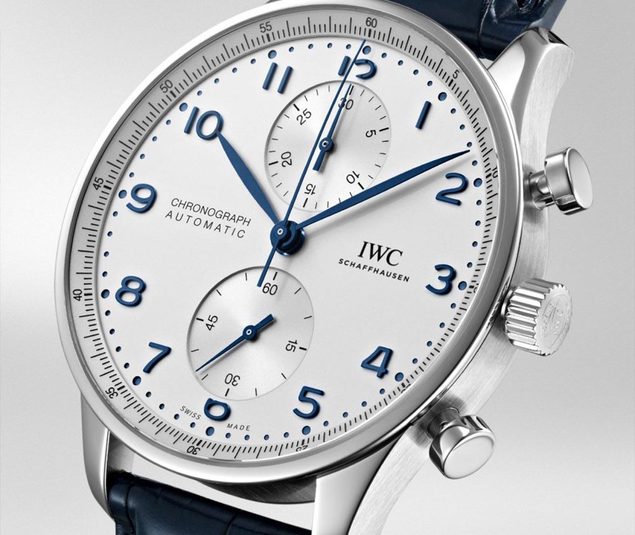 IWC Portugieser Chronograph IW371605 Carousel 3 FINAL