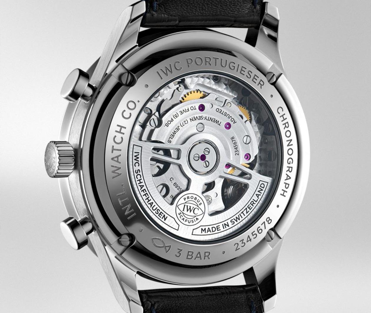IWC Portugieser Chronograph IW371605 Carousel 5 FINAL