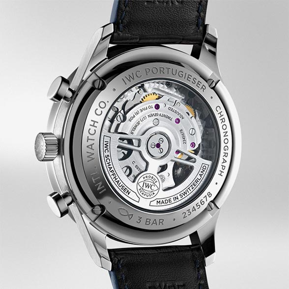 IWC Portugieser Chronograph IW371605 TechnicalSpecifications FINAL