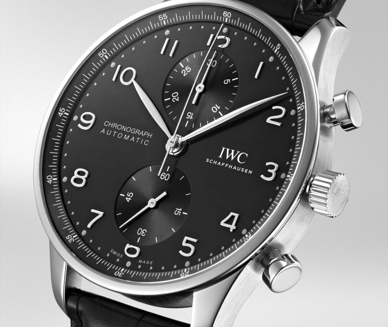 IWC Portugieser Chronograph IW371609 Carousel 3 FINAL
