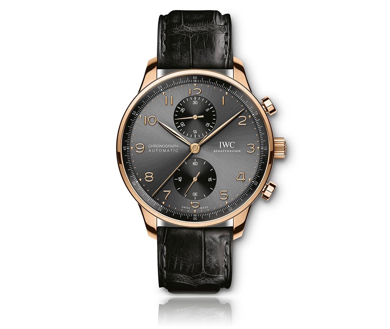 IWC Portugieser Chronograph IW371610 Carousel 1 FINAL