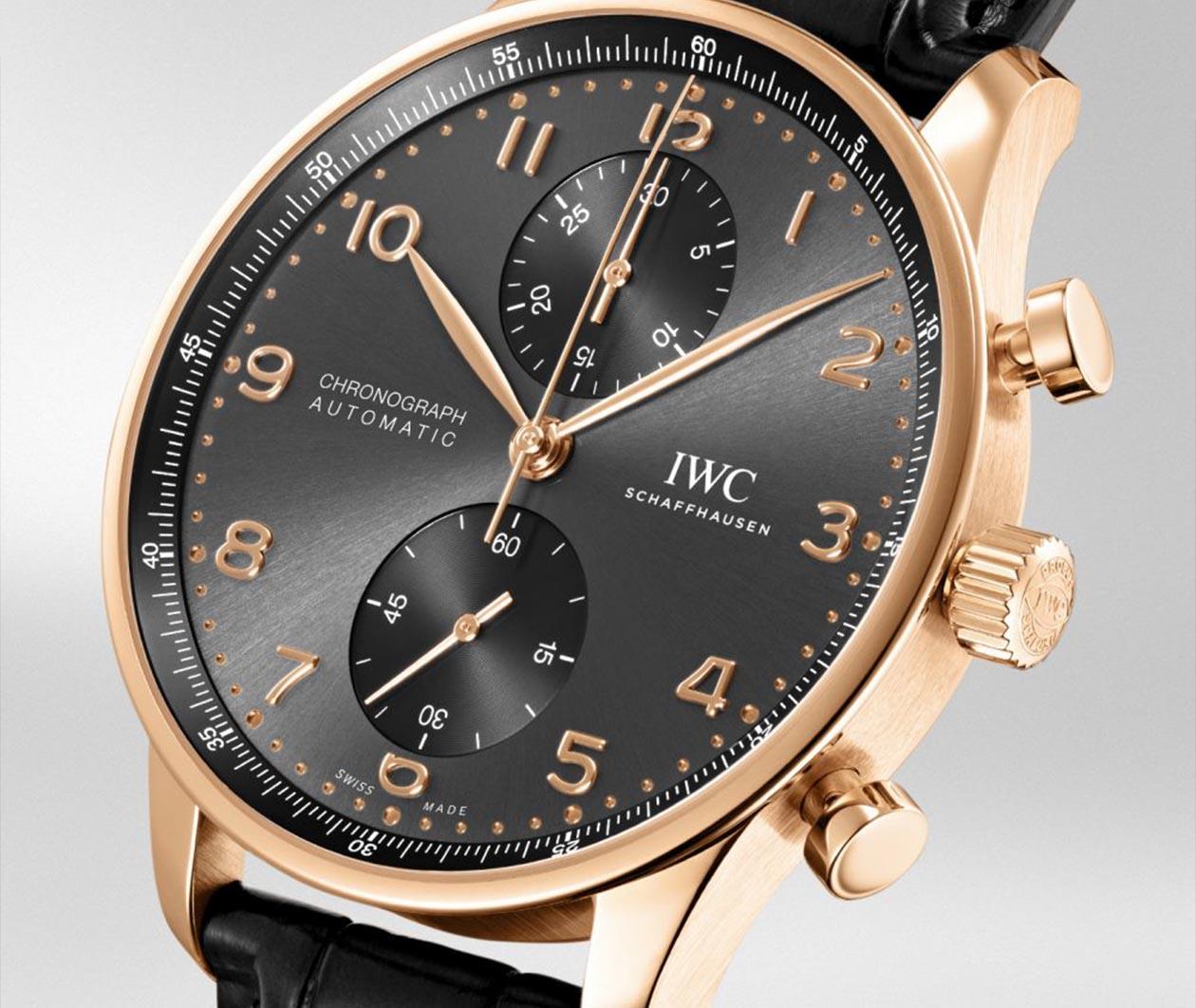 IWC Portugieser Chronograph IW371610 Carousel 3 FINAL