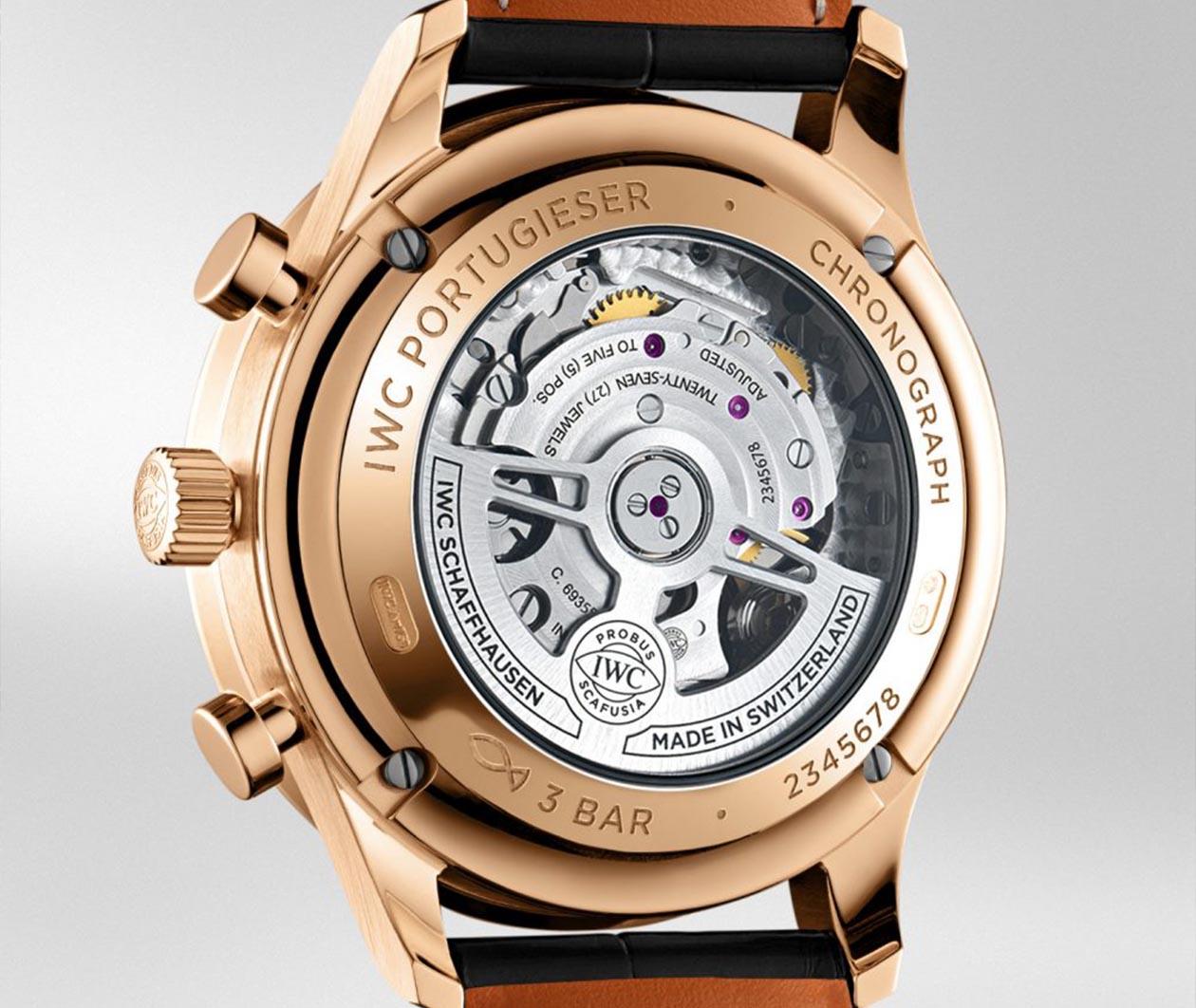 IWC Portugieser Chronograph IW371610 Carousel 5 FINAL