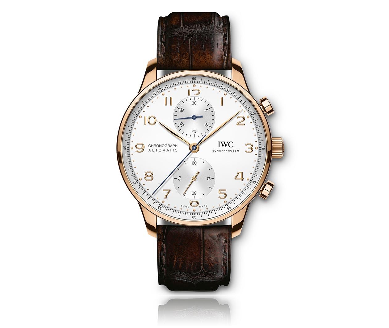 IWC Portugieser Chronograph IW371611 Carousel 1 FINAL