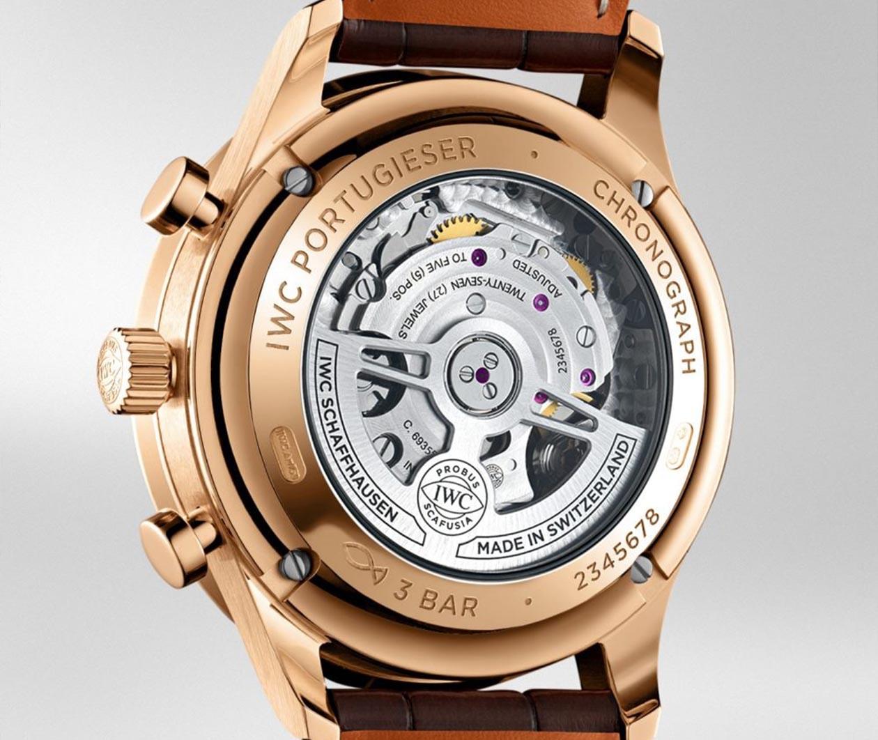 IWC Portugieser Chronograph IW371611 Carousel 5 FINAL