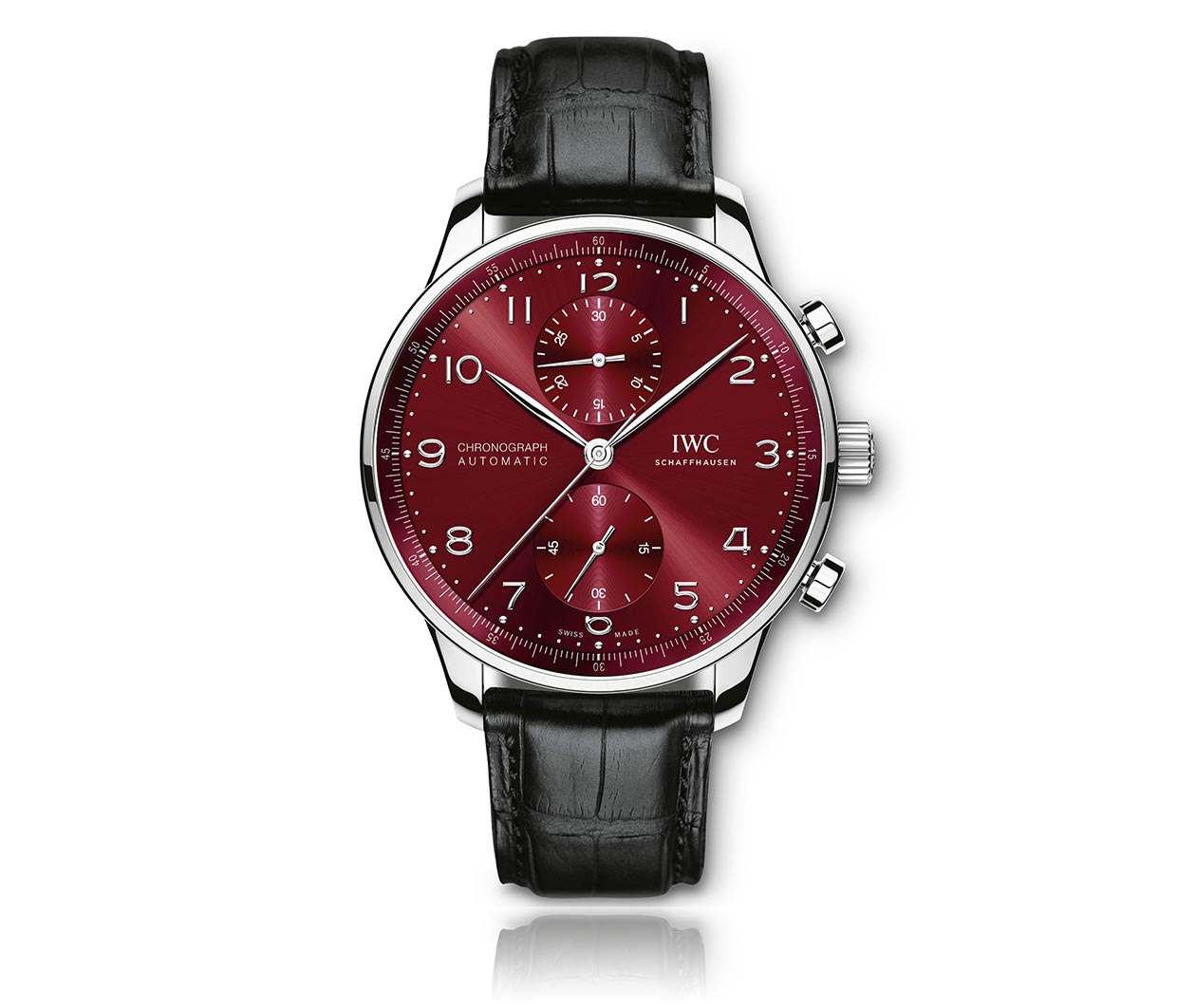 IWC Portugieser Chronograph IW371616 Carousel 1 FINAL