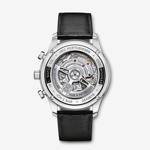 IWC Portugieser Chronograph IW371616 TechnicalSpecifications FINAL