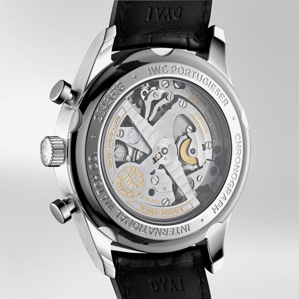 IWC Portugieser ChronographClassic IW390302 TechnicalSpecifications FINAL