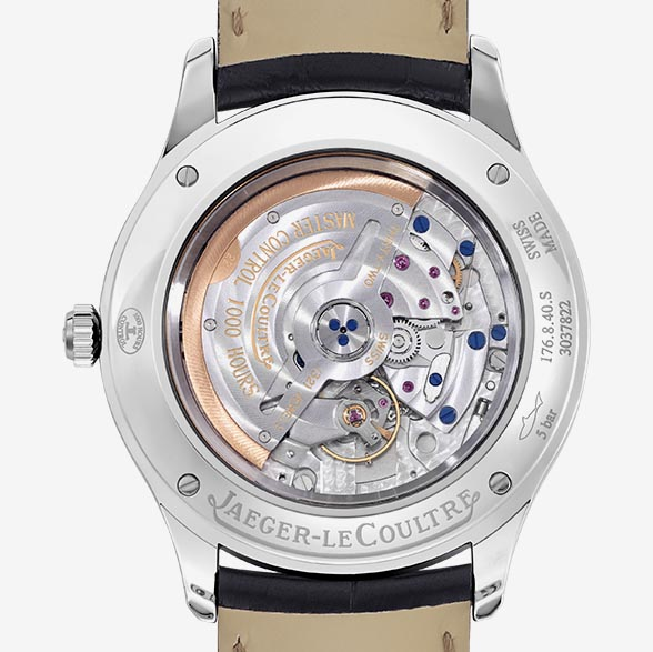 JaegerLeCoultre Master ControlDate 1548420 TechnicalSpecifications FINAL