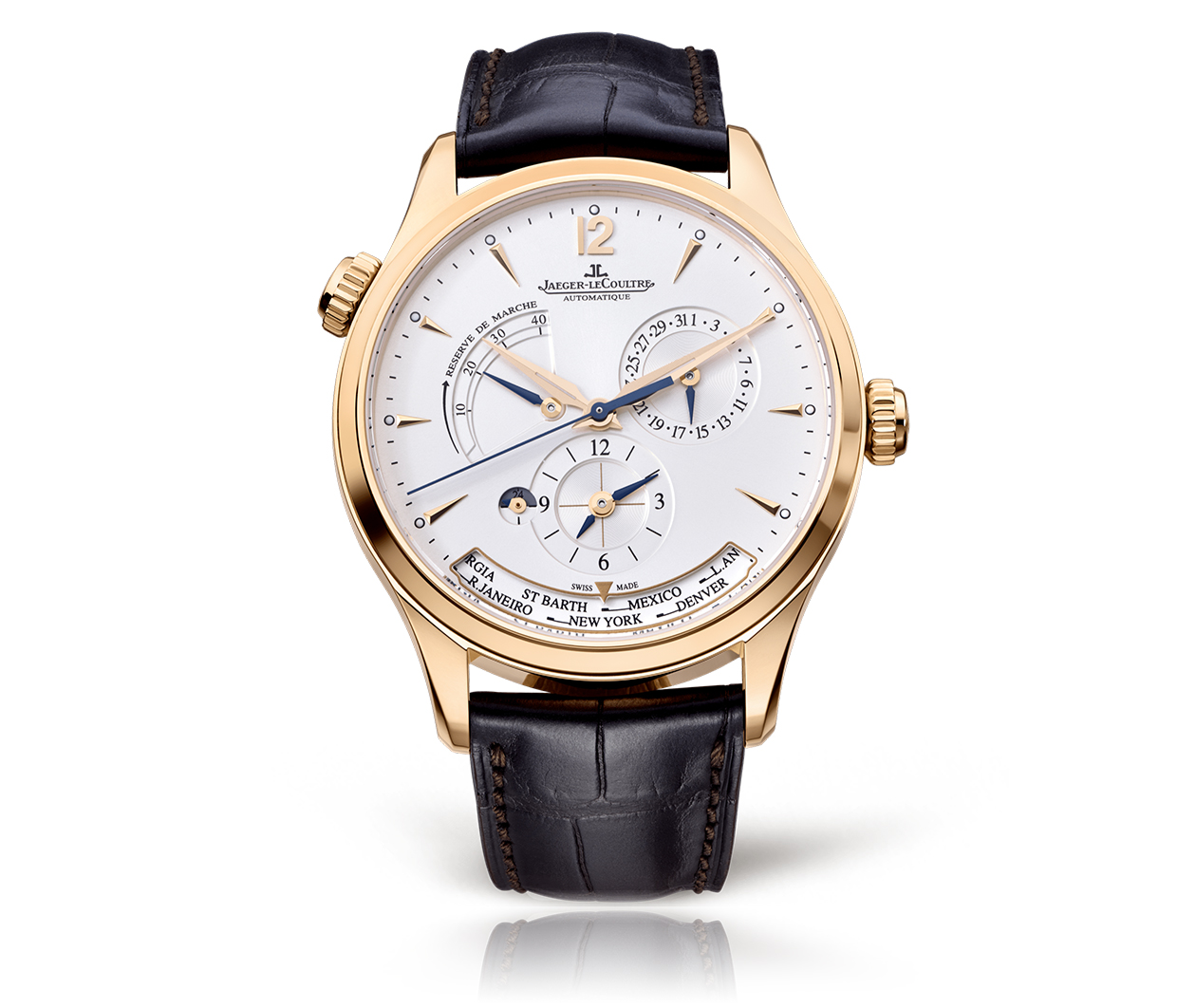 JaegerLeCoultre Master ControlGeographic 1422521 Carousel 1 FINAL