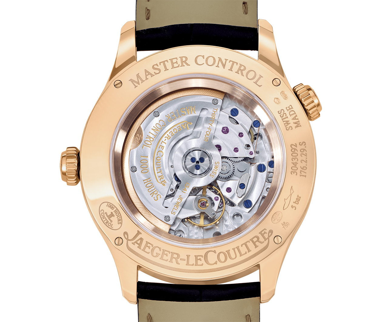 JaegerLeCoultre Master ControlGeographic 1422521 Carousel 3 FINAL