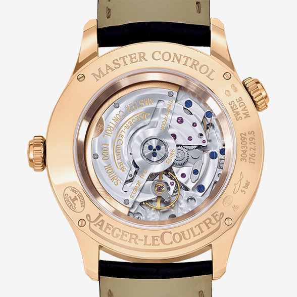 JaegerLeCoultre Master ControlGeographic 1422521 TechnicalSpecifications FINAL