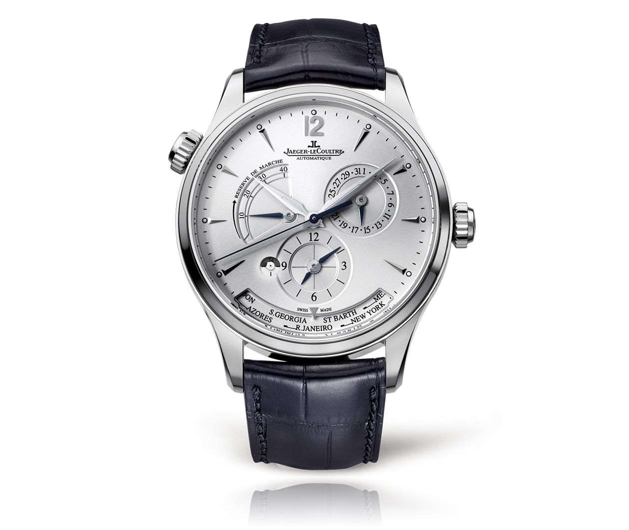 JaegerLeCoultre Master ControlGeographic 1428421 Carousel 1 FINAL