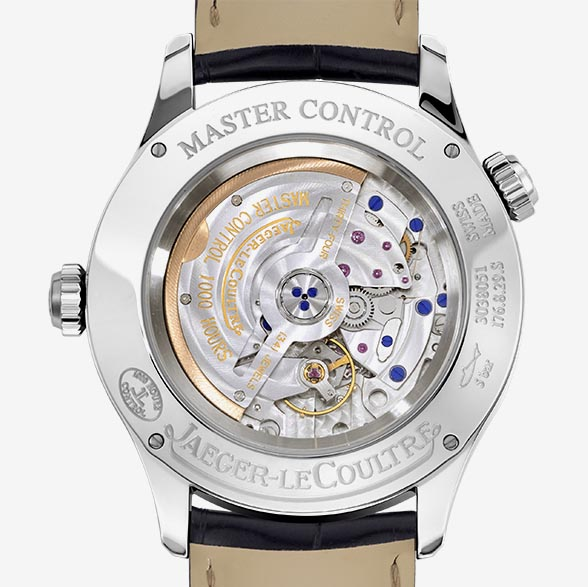 JaegerLeCoultre Master ControlGeographic 1428421 TechnicalSpecifications FINAL