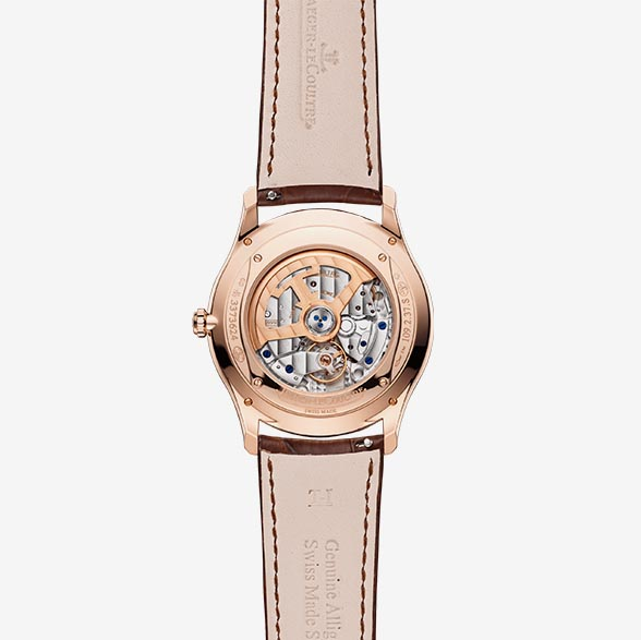 JaegerLeCoultre Master UltraThinDate 1232510 TechnicalSpecifications FINAL