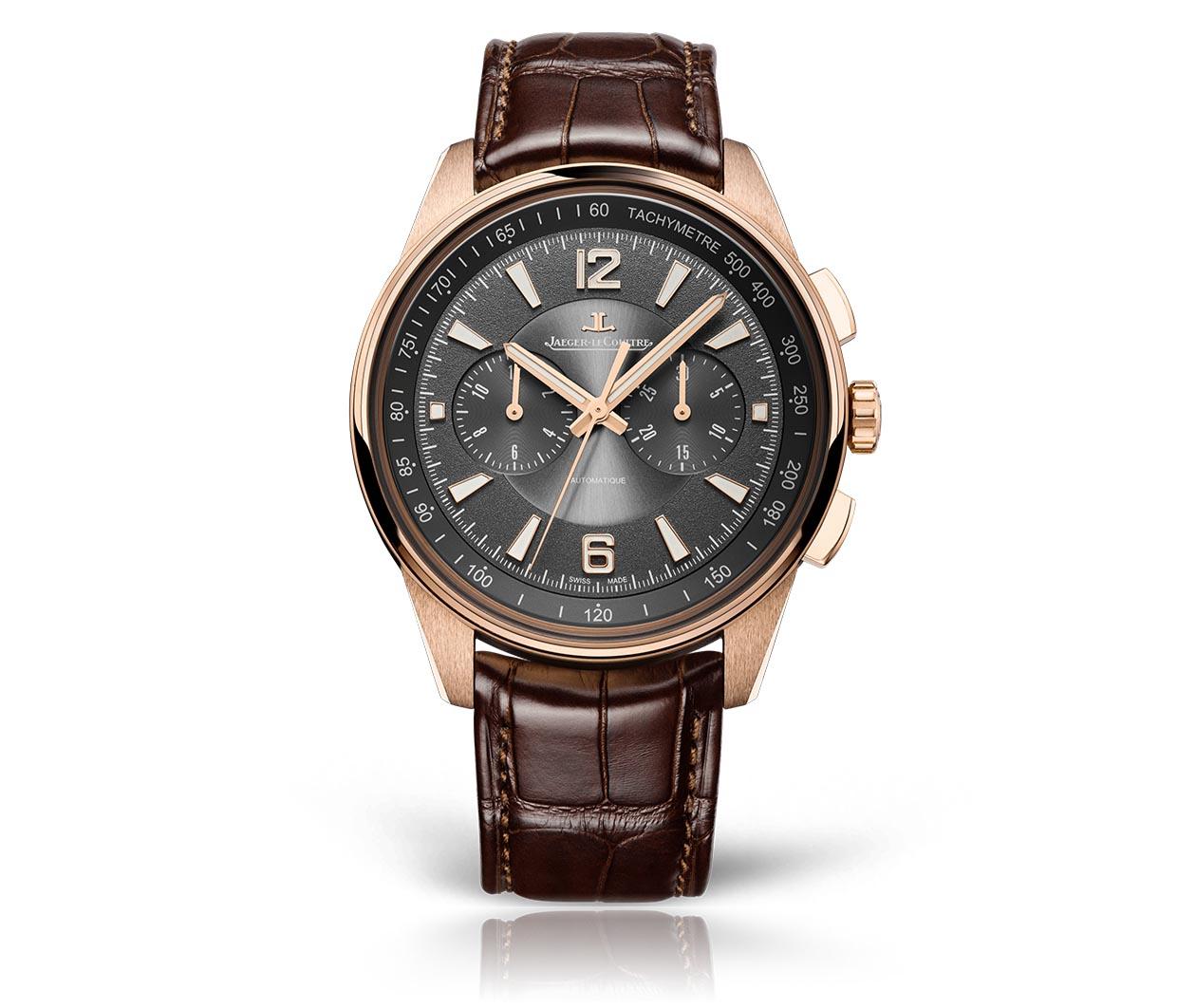 JaegerLeCoultre Polaris Chronograph 9022450 Flatlay FINAL