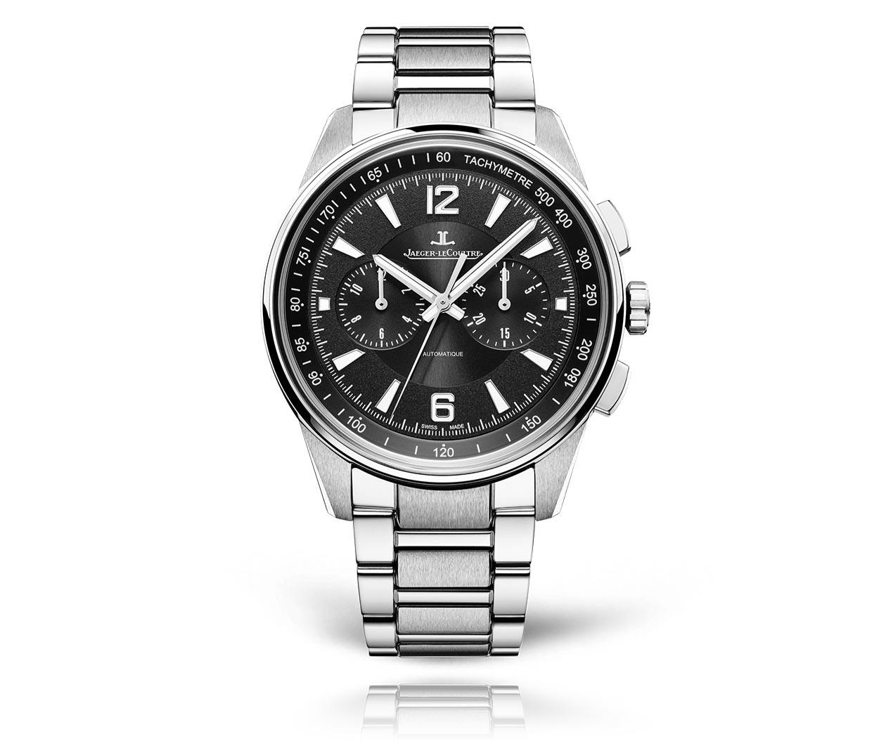 JaegerLeCoultre Polaris Chronograph 9028170 Flatlay FINAL